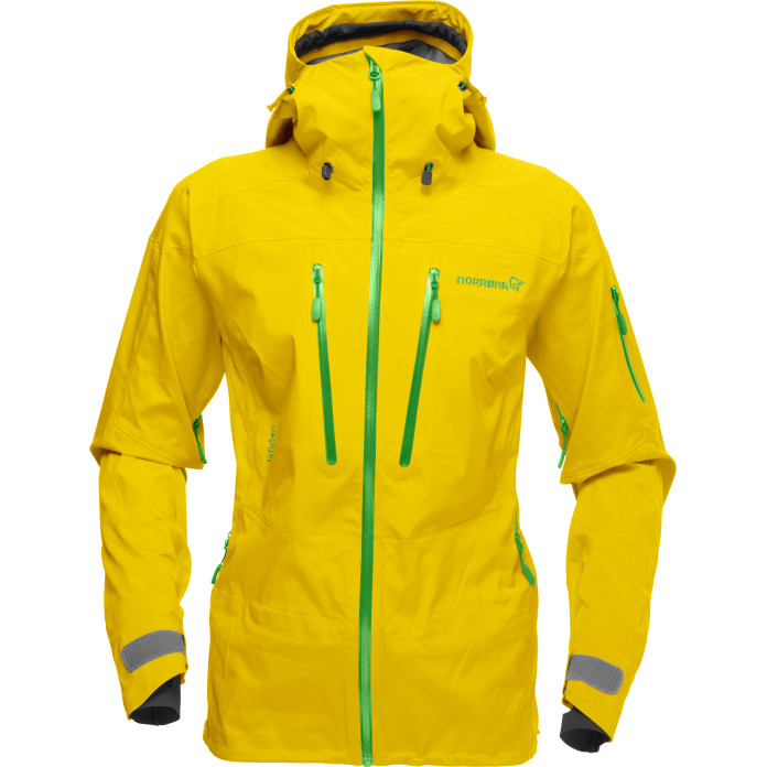 lofoten gore tex pro jacket w telemark ski hire. Black Bedroom Furniture Sets. Home Design Ideas