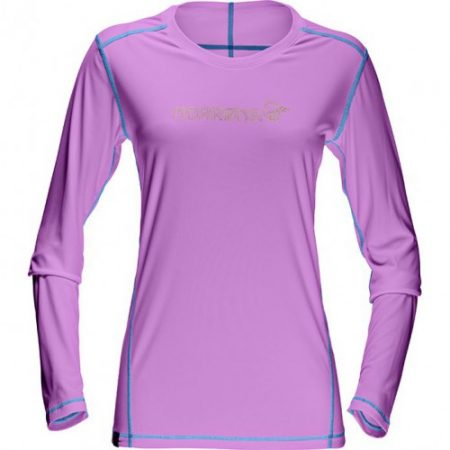 :29 tech long sleeve Shirt (W) pink