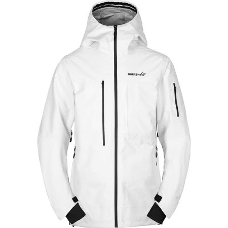 Roldal Goretex Primaloft Jacket (W) snow drop