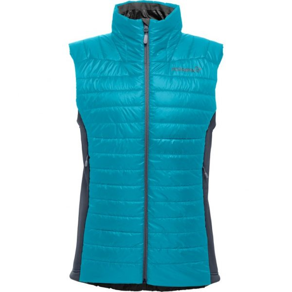 falketind PrimaLoft100 Vest(W) ice blue