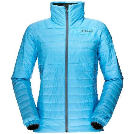 falketind PrimaLoft60 Jacket (W) ice blue