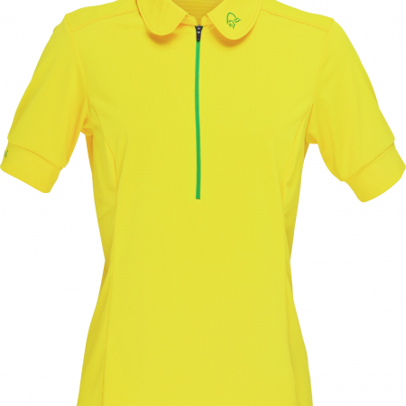 fjørå equaliser lightweight T-Shirt (W) mellow yellow