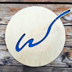 whiteland ski logo